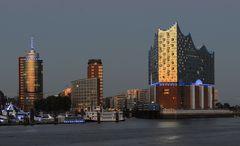 HafenCity-blue