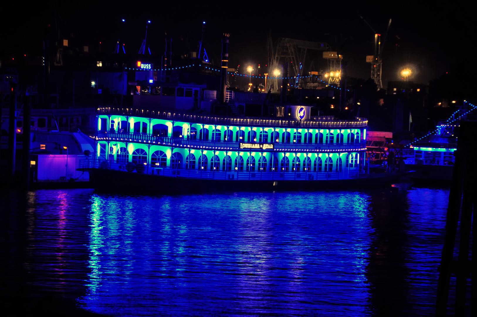 Hafencity blue night Teil2