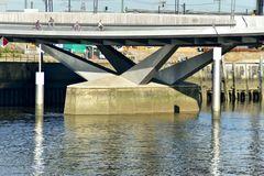 Hafencity Hamburg - Baakenhafenbrücke
