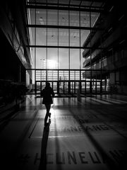Hafencity - Uni Gebäude 2