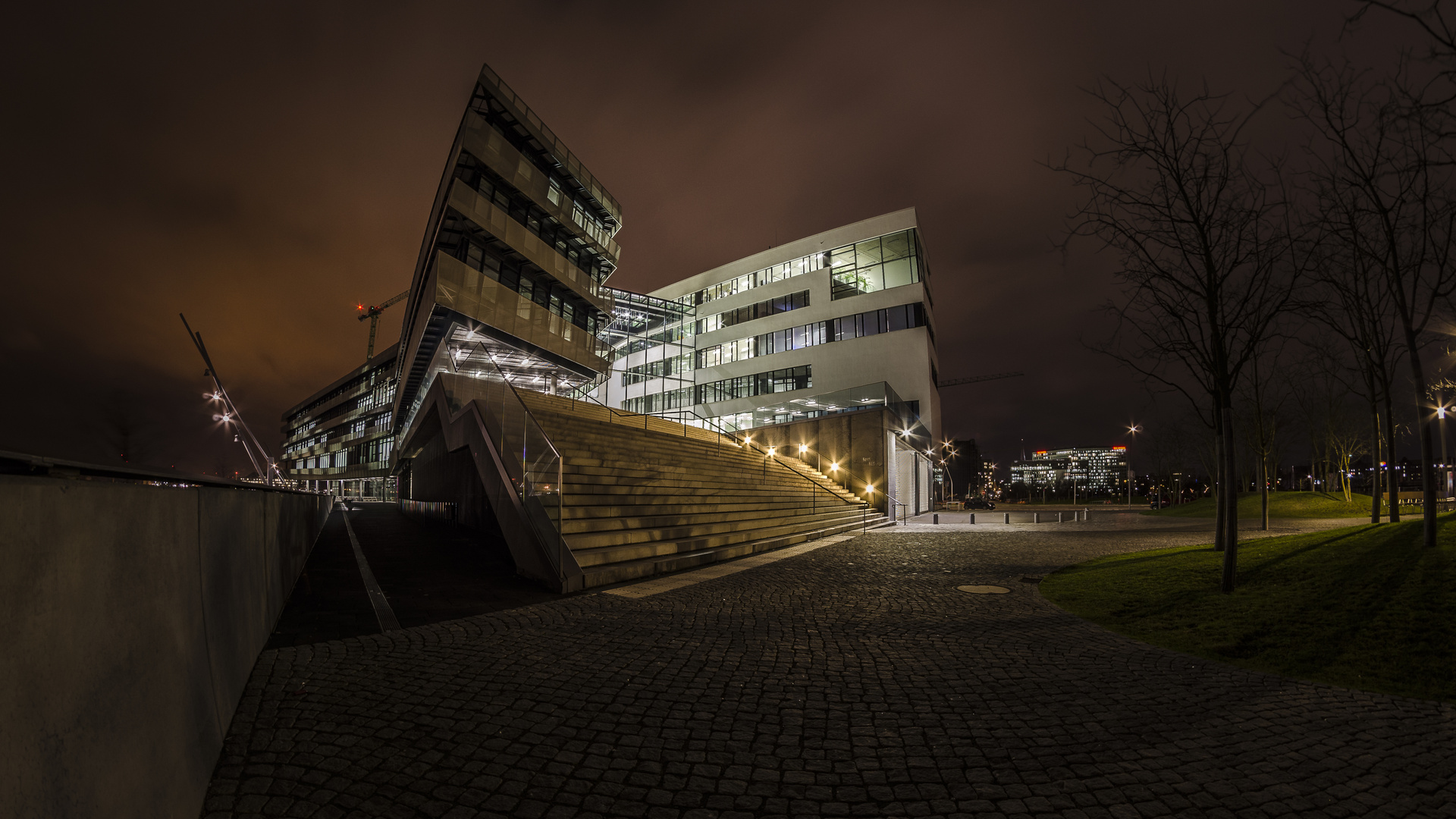 Universität Architektur