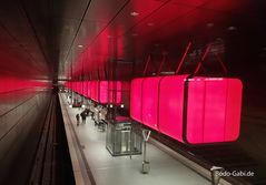 Hafencity - Universität - pink