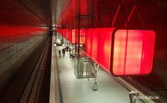 Hafencity - Universität - rot