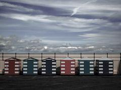 Hafendetail von North Berwick