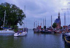 Hafeneinfahrt Hoorn