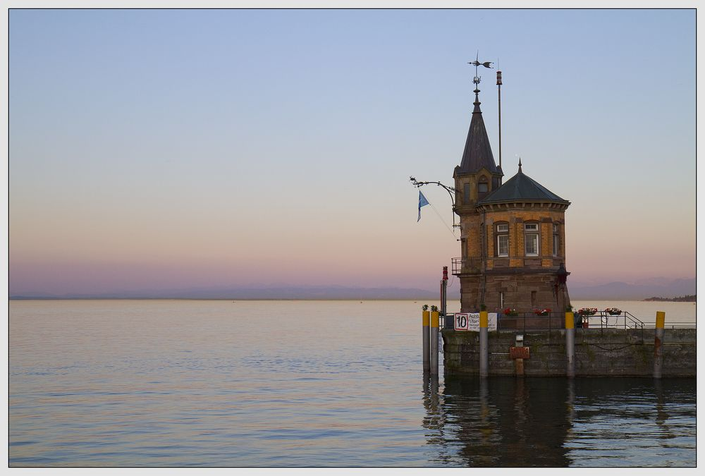 Hafeneinfahrt Konstanz II
