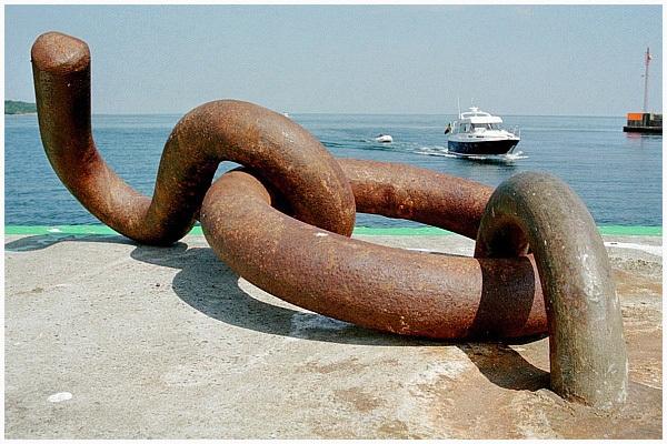 Hafeneinfahrt Nexoe