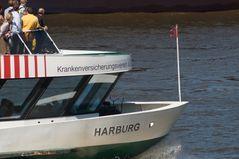 Hafenfähre Harburg