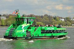 Hafenfähre Tollerort