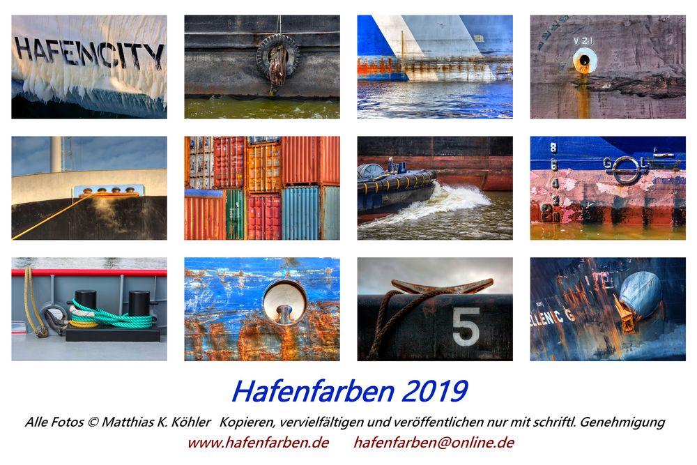 Hafenfarben 2019