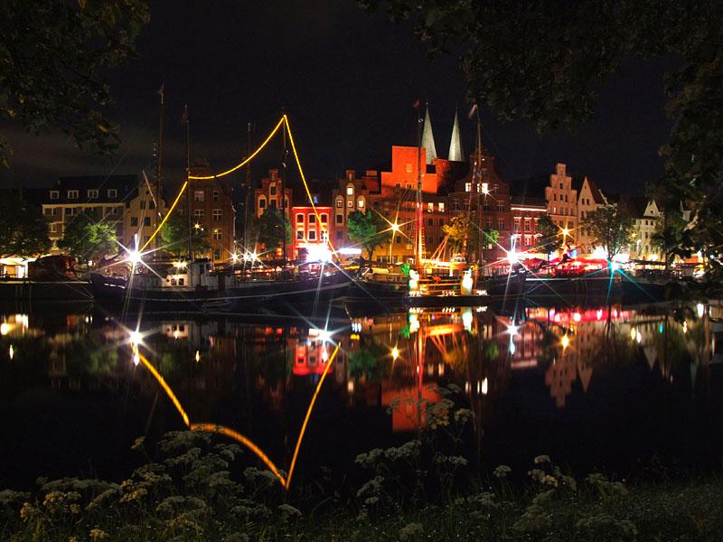 Hafenfest in Lübeck