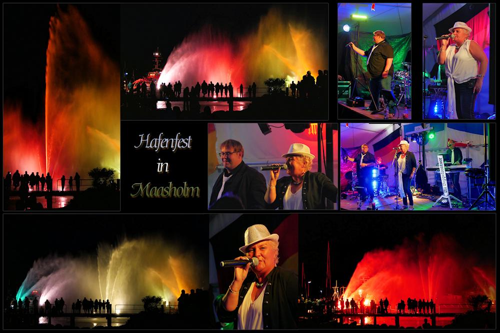 Hafenfest in Maasholm