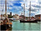 Hafenfest in Wismar