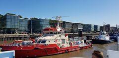 Hafenfeuerwehr Hamburg