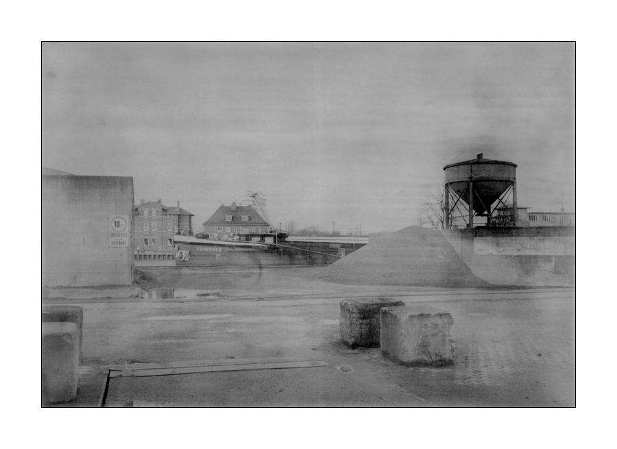 Hafengeschichte, analog