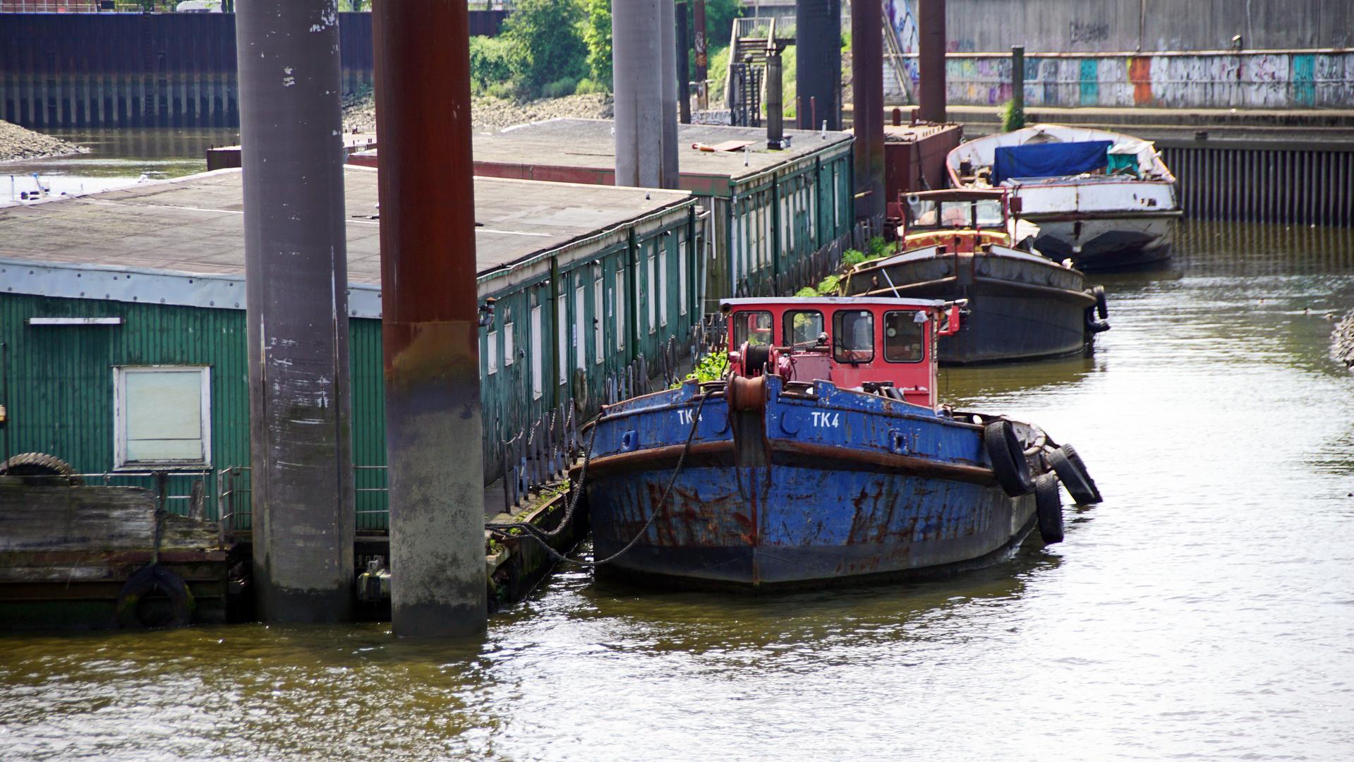 Hafenimpressionen aus Hamburg