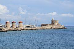 Hafenkulisse