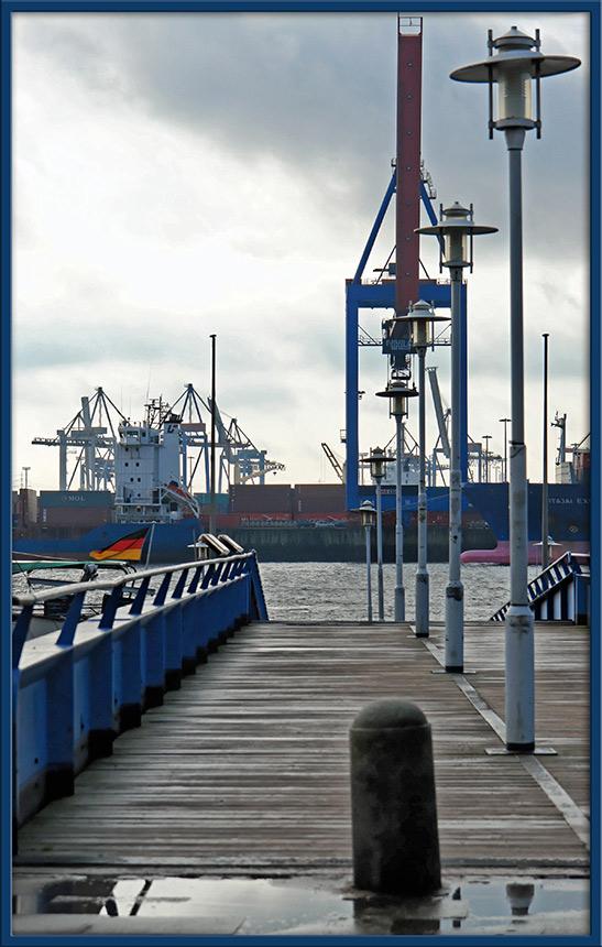 Hafenlaternen