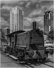 Hafenlokomotive Rotterdam