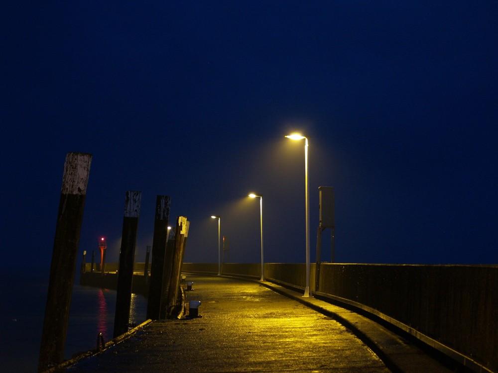 Hafenmole