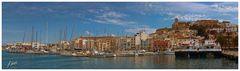 Hafenpano - Ibiza - Stadt