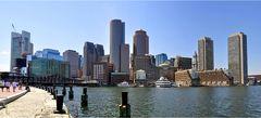 Hafenpanorama Boston