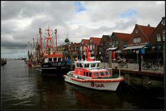 Hafenpromenade - Neuharlingersiel
