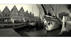 Hafenromantik . . .