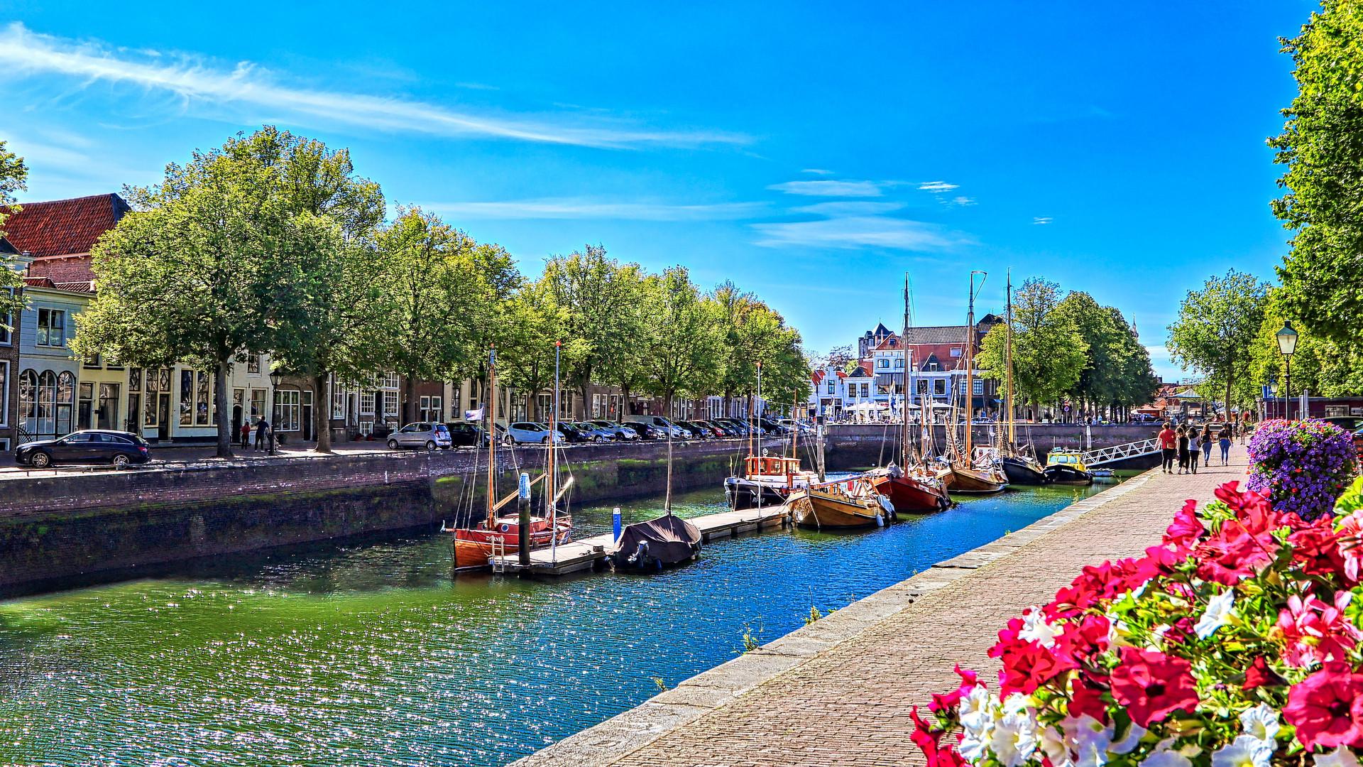 Hafenromantik ...