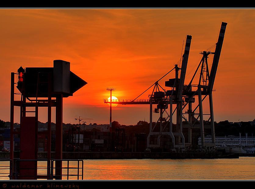 Hafenromantik...