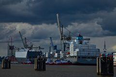 Hafenrundfahrt Hamburg 2