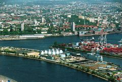 Hafenrundflug 2004