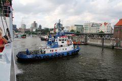 Hafenschlepper Fairplay VI