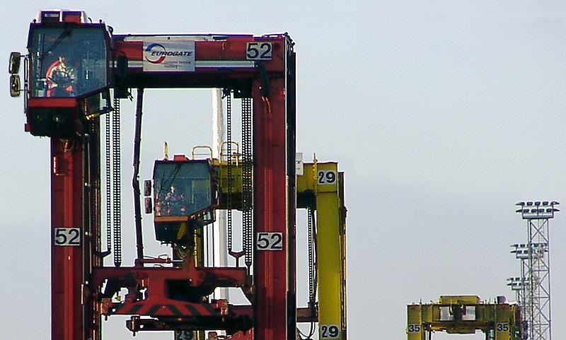 Hafentour- 16.12.2001 - HAMBURGER KARTBAHN
