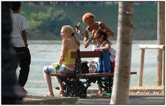 ... Hairstyling am Rhein ...
