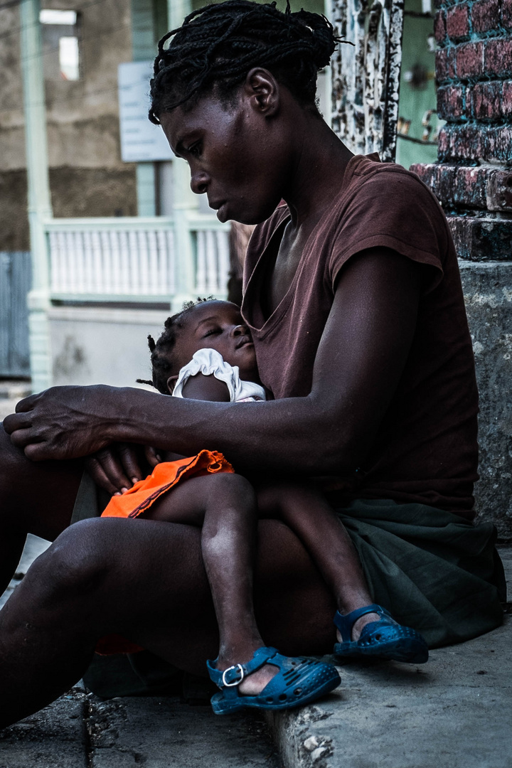 Haiti | Mother and Child