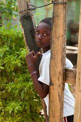 Haitianischer Junge #1