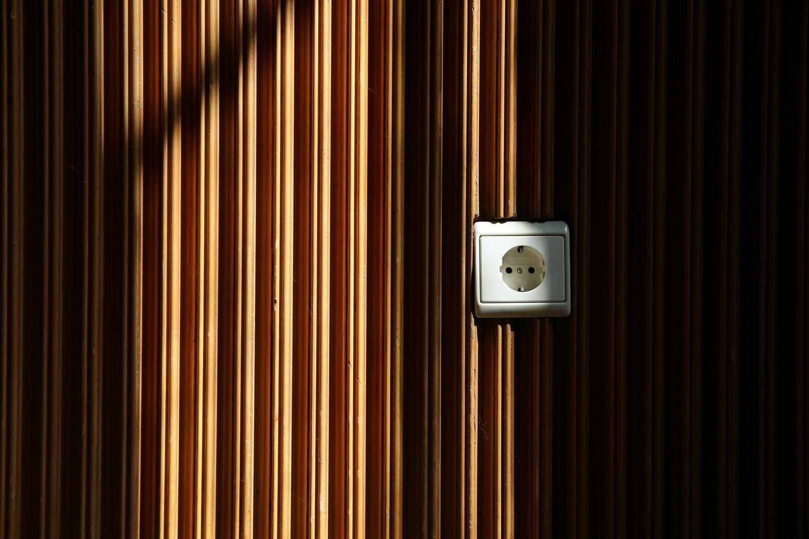 Hakeburg - Lichtstreifen