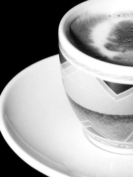 Halber Espresso