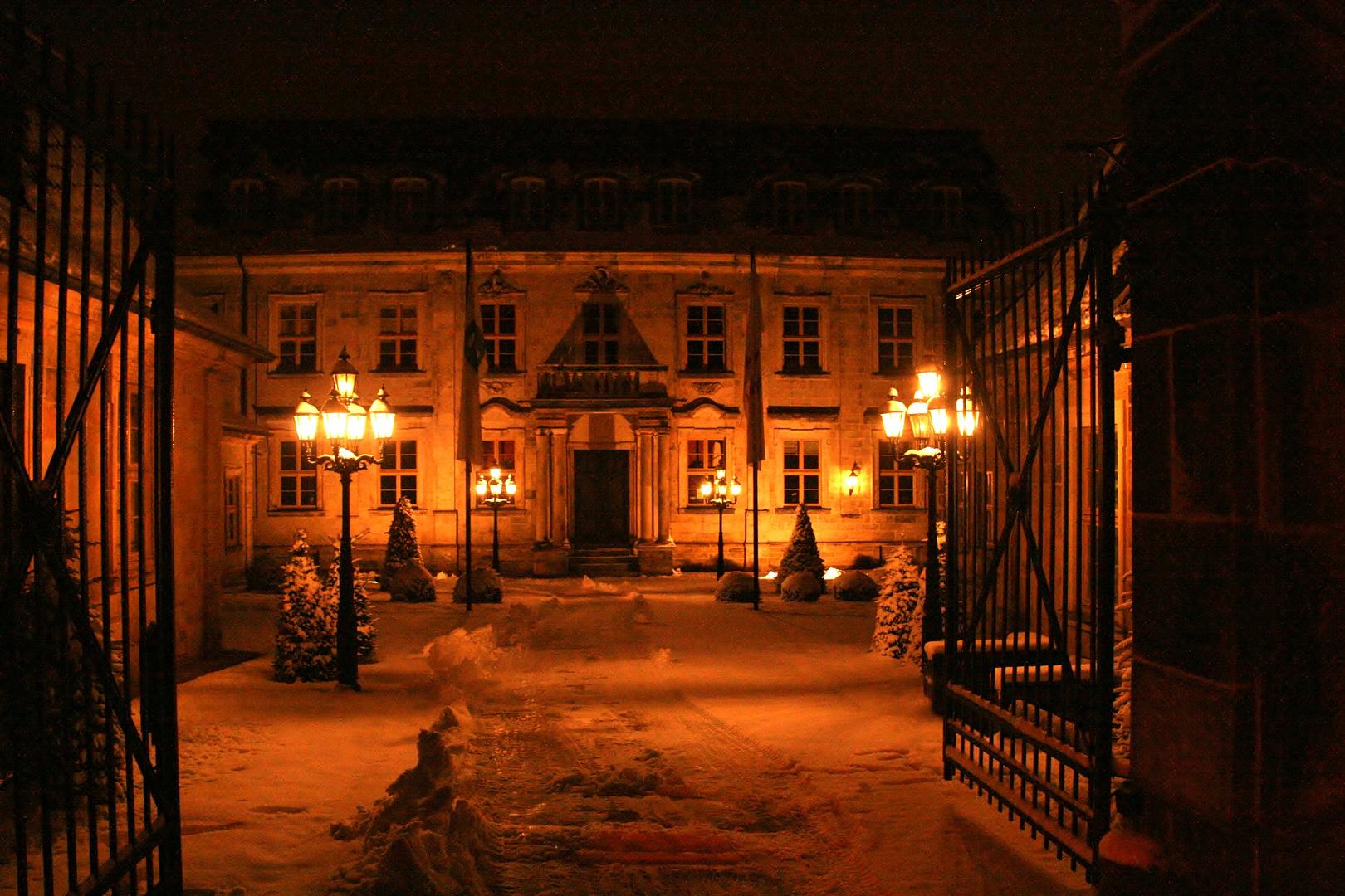Halberstadt im Schnee