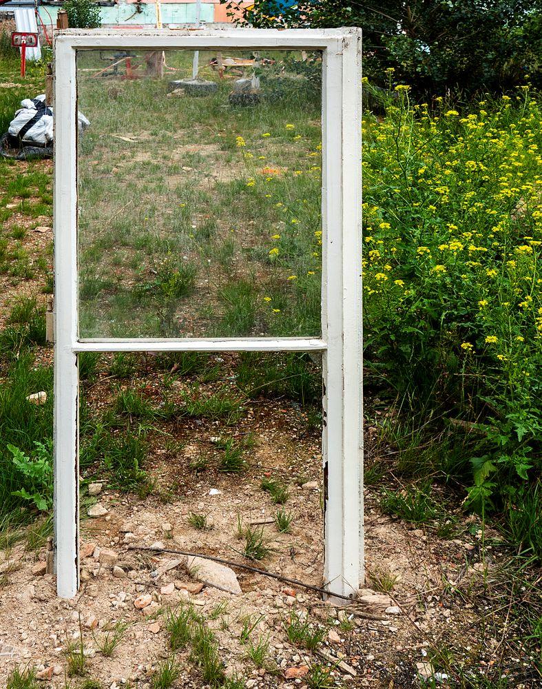 halbglasfensterindererde
