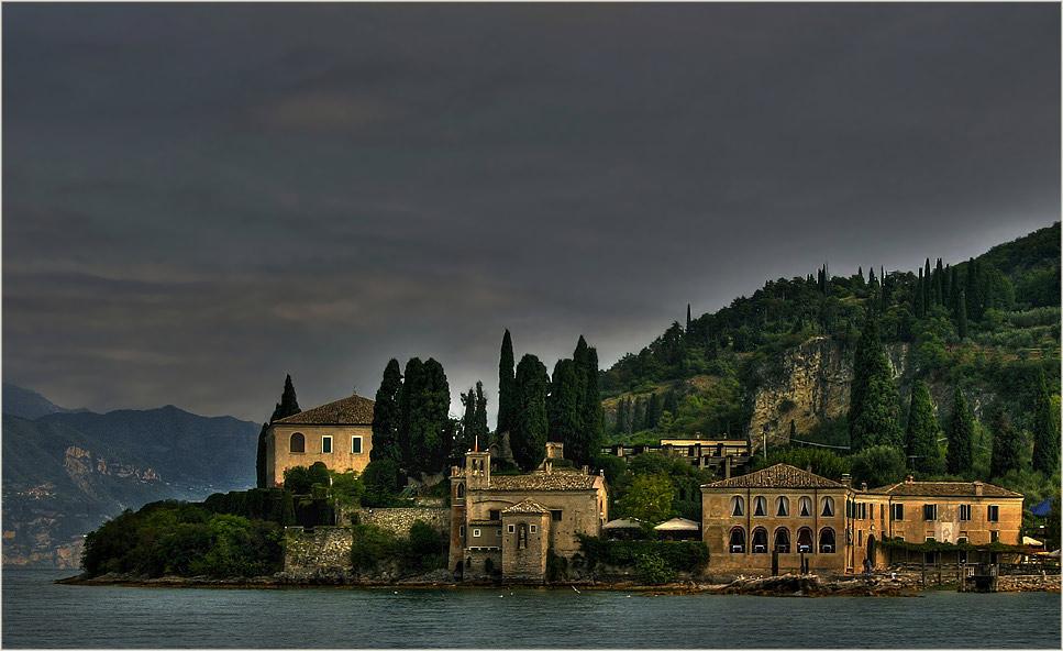 Halbinsel am Gardasee