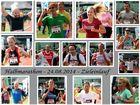 Halbmarathon-Zieleinlauf