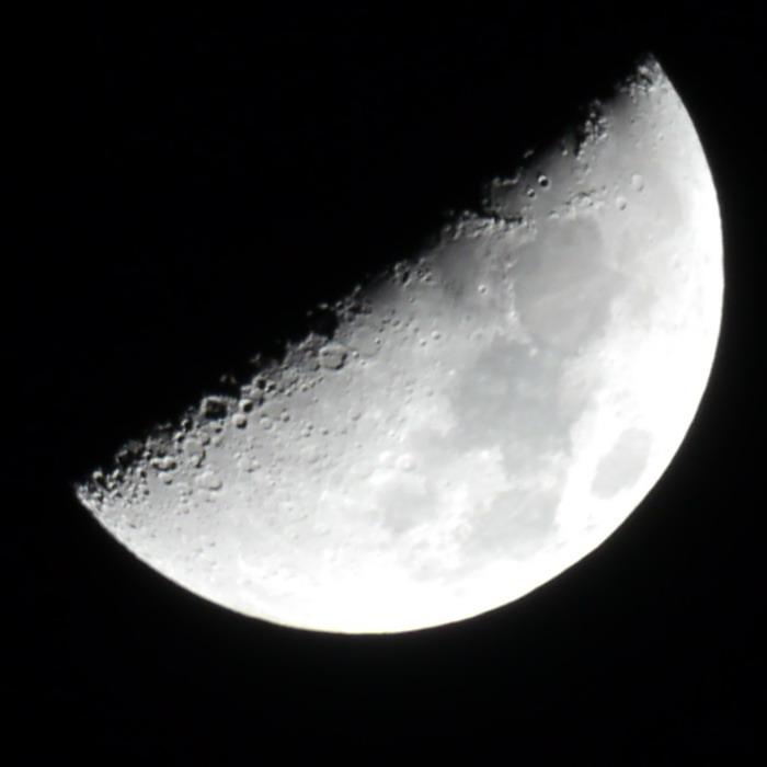 Halbmond am 29.02.2012