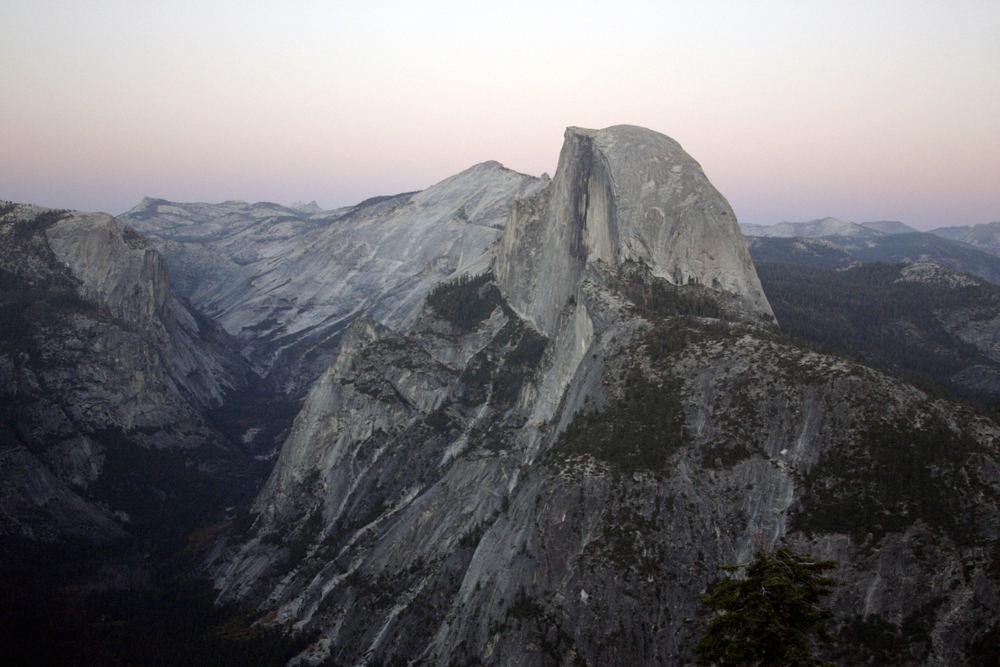 Half Dome, Yosemite Park