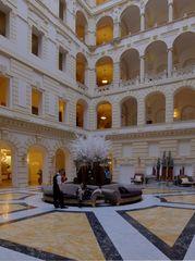 Hall del Boscolo Hotel