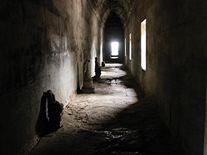 hall way ankor watt
