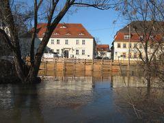 Halle (an der Saale) in der Saale-04