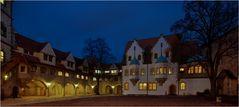 Halle - in der Moritzburg