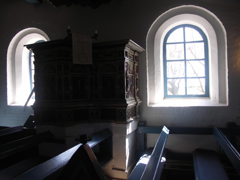 Hallig-Kirche